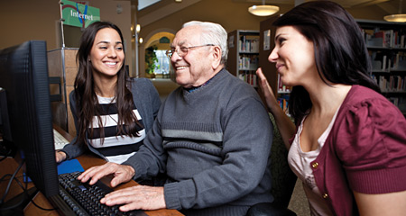 top senior care colleges
