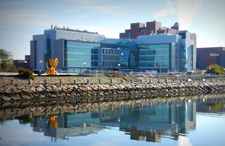 UMass Boston's Integrated Sciences Complex