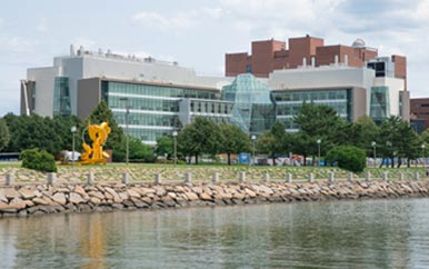 The Integrated Sciences Complex