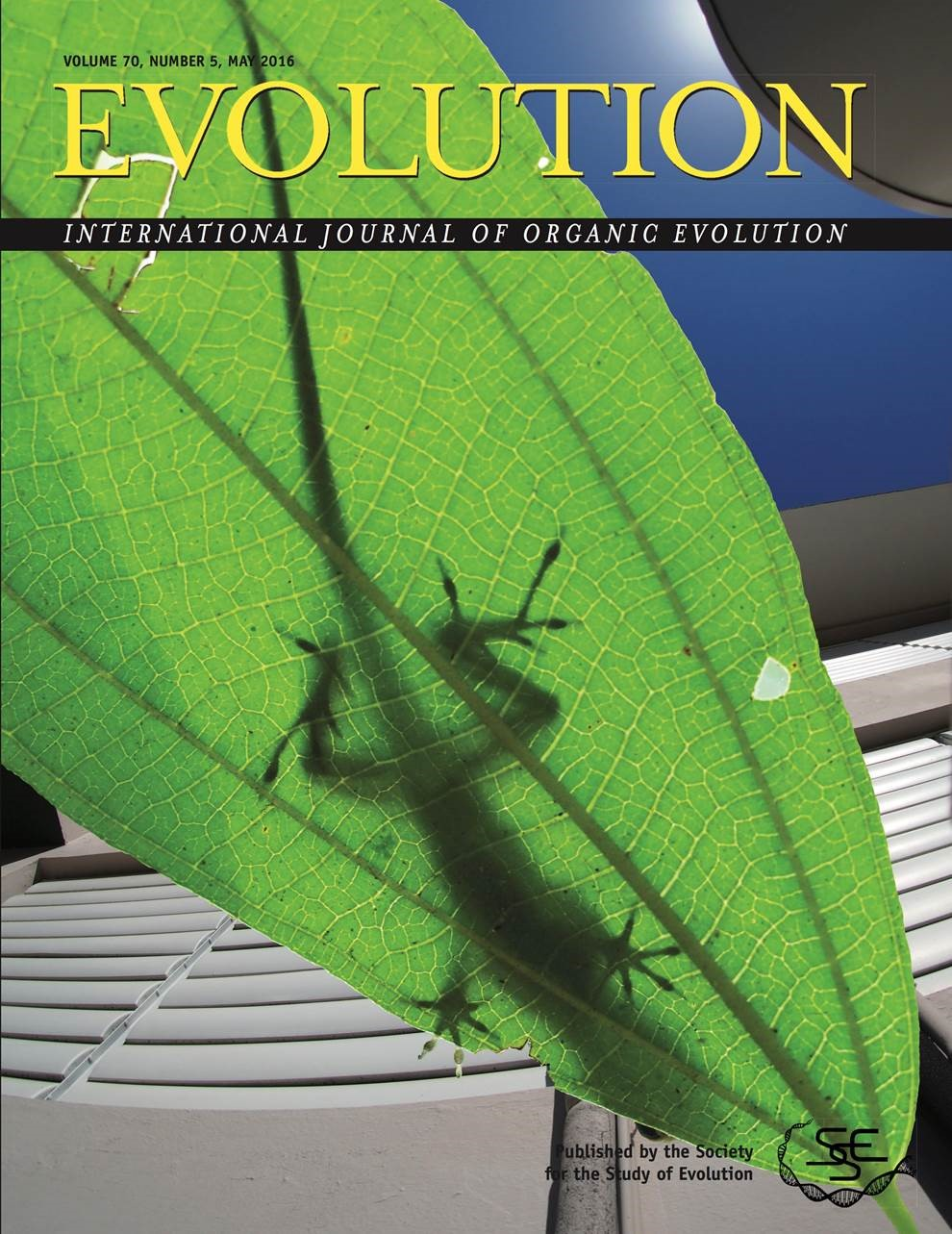 Evolution International Journal Organic Evolution.