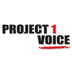 Project1VOICE logo