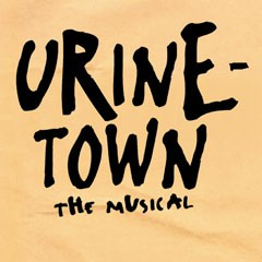 Urinetown The Musical logo