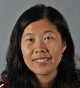 photo of Julie Zhu