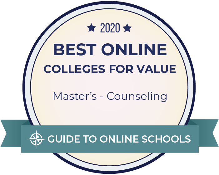 Guide to Online Schools 2020 Best Online Colleges for Value in Master's - Counseling