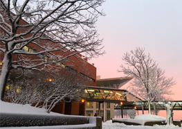 Shuhong Wang of the Confucius Institute at UMass Boston took this picture postcard in 2016.