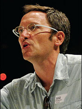 Osvaldo Golijov speaks IDEAS Boston 2004