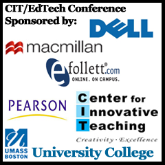 CIT/EdTech Conference sponsored by: Dell, CIT, MacMillan and University College