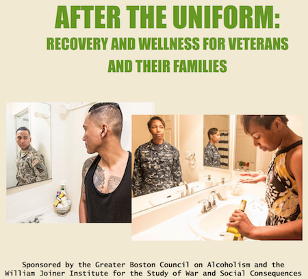 After the Uniform: Recovery and Wellness for Veterans and Their Families logo