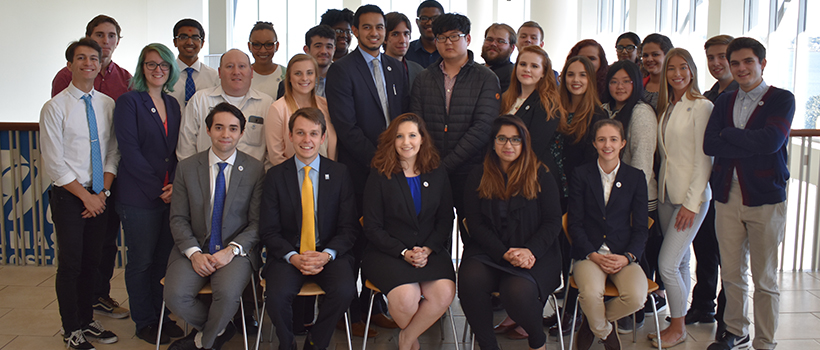 2017-18 Undergraduate Student Government