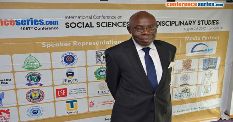 Awotona Delivers Keynote Paper at a Global Social Sciences Conference in Britain