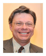 Professor Craig Murphy, Co-Director of the Center for Governance and Sustainability