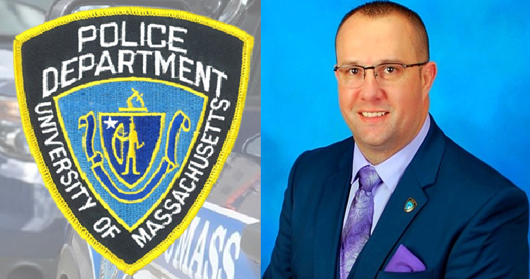 Q&A: UMass Boston Police Chief Brings Broader Public Administration Perspective to the Classroom