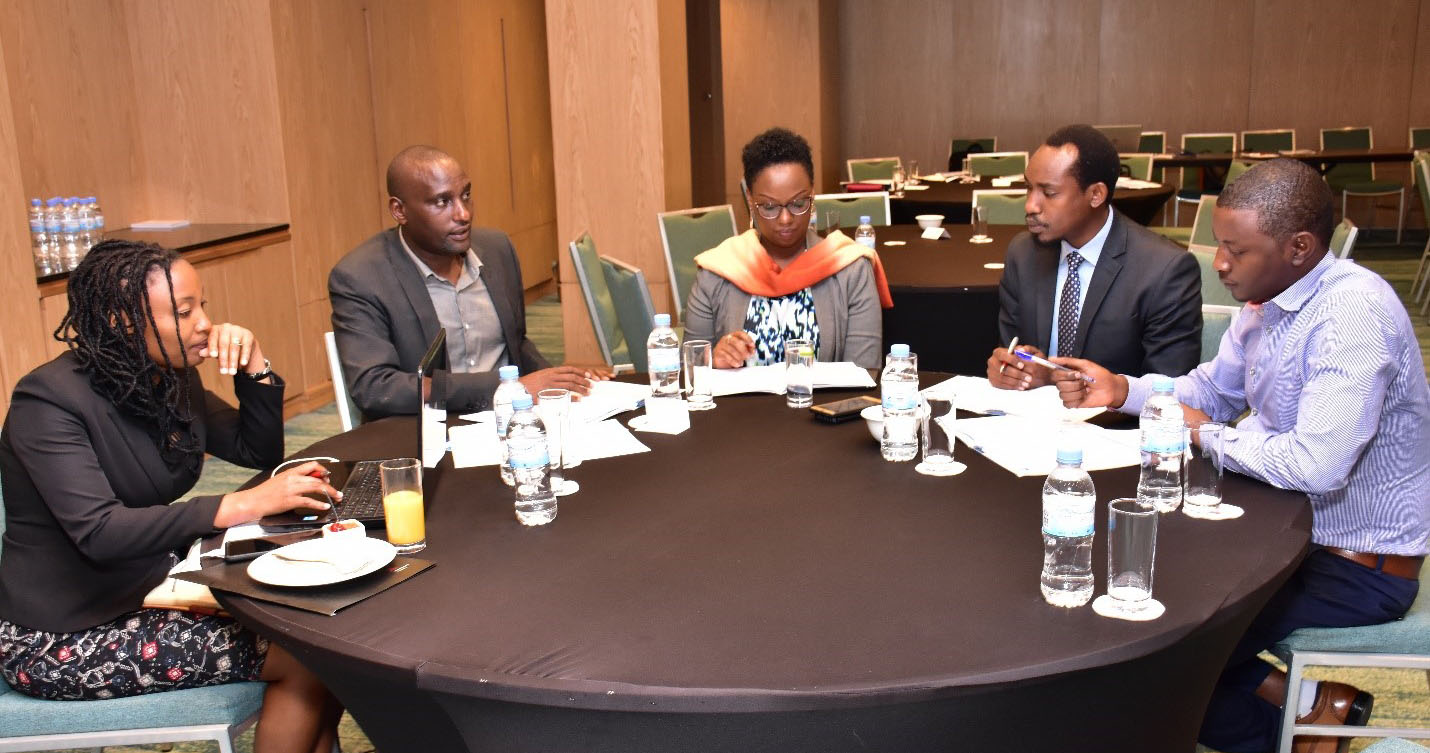 Rwandan Government and Civil Society Representatives Commend UMass Boston Findings on Administrative Justice, Urge Reforms