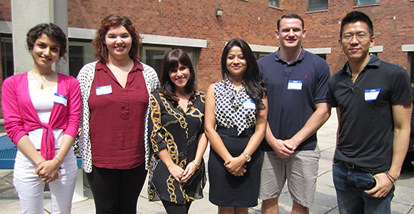 Gerontology PhD Students Prepare For Year Two