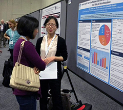 Four UMass Boston Gerontology Students Present Research at World Congress in Seoul, South Korea