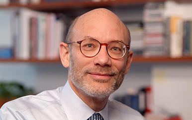 New Gerontology Institute director Len Fishman