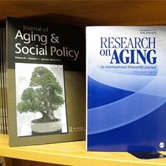 McCormack Graduate School's Two Research Journals on Aging Studies