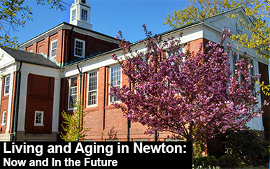 Coming of Age in Newton Report Co-Authored by The Center for Social and Demographic Research on Aging Director Jan Mutchler