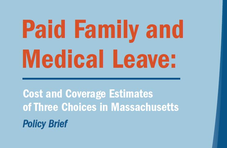Report Cover: Paid Family Medical Leave