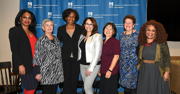Distinguished Public Service Fellows Discuss the Personal and Political Importance of Community