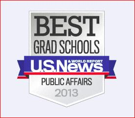 US News Ranked McCormack Graduate School Among the Best Grad Schools in Public Affairs