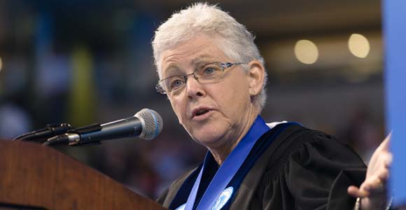 Administrator Gina McCarthy's 2015 UMass Boston Commencement Address