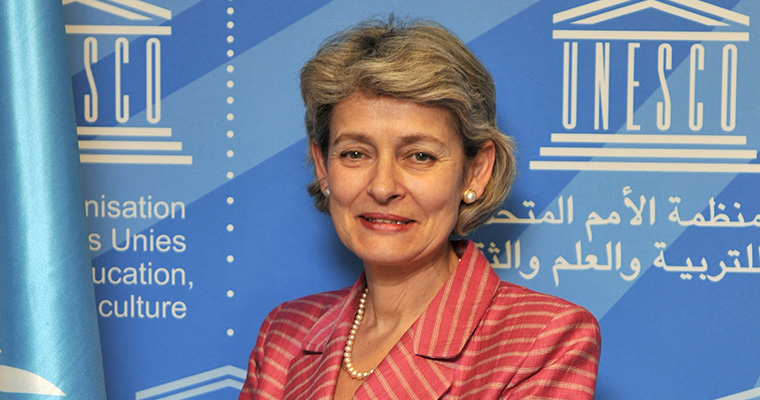 UNESCO Director-General Irina Bokova to Address UMass Boston Class of 2017