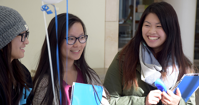 Nearly 300 High School Students and Guests Attend UMass Boston's Spring Visit Day