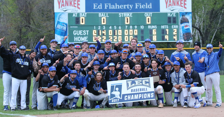 The Beacons won their second Little East Conference Tournament title on Saturday. The last time the Beacons won the tournament was 2010.