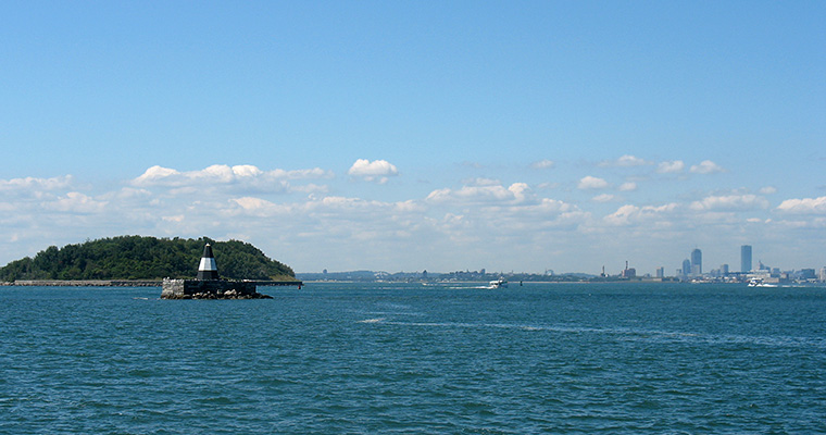 The Boston Harbor Islands