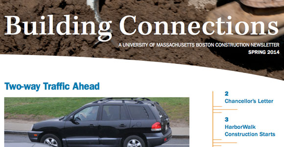 "Check Out the Spring Issue of ""Building Connections"""