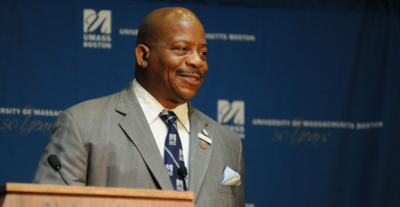 In Convocation Speech, Chancellor Motley Lays Out Vision for Next 50 Years