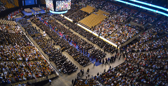 UMass Boston's 47th Commencement Today