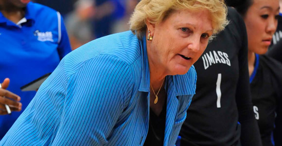 Terry Condon to Be Inducted into American Volleyball Coaches Association Hall of Fame