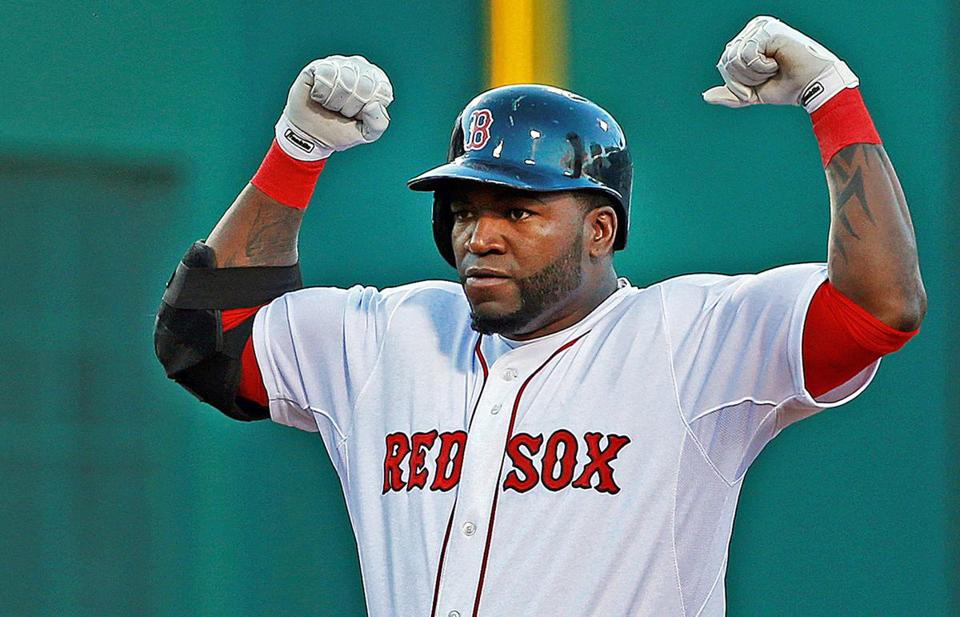 Former Red Sox Slugger David Ortiz Speaks to UMass Boston Students Wednesday
