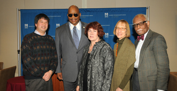 Distinguished Faculty Award Winners Reflect on 50 Years of UMass Boston