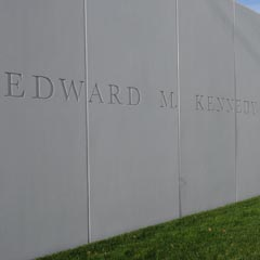 Edward M. Kennedy Institute for the United States Senate on the UMass Boston campus