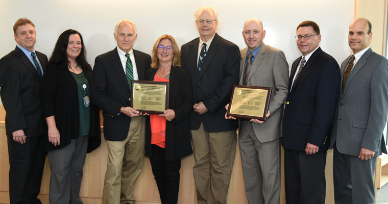 FHWA award winners