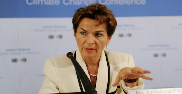 Climate Change Expert Christiana Figueres to Speak at UMass Boston Commencement