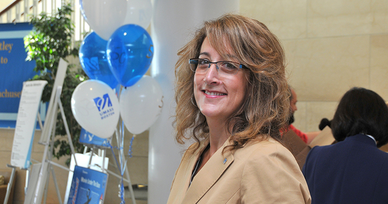 Remembering Vice Chancellor Gina Cappello