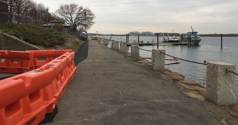 HarborWalk Section to Close Weekdays for Repairs and Dock Upgrades