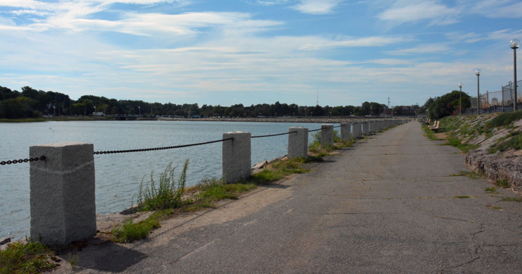HarborWalk to Close August 29 for Utility Work
