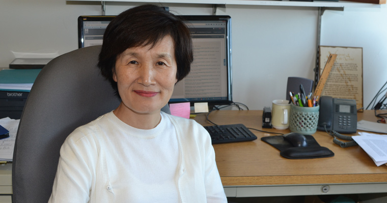 Nursing Professor, Fulbright Specialist Haeok Lee to Provide Cervical Cancer Testing in Malawi