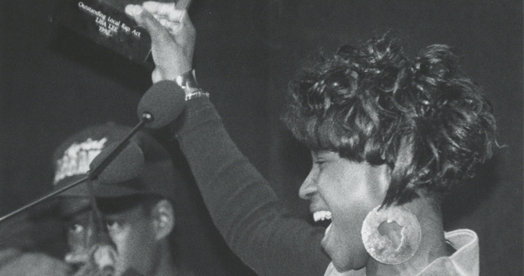 Add to the Story of Hip-Hop: Special Mass. Memories Road Show at the BPL on Saturday