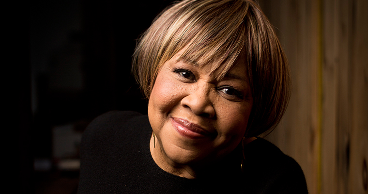 WUMB Hosts Musical Trailblazer Mavis Staples in Concert November 19 at UMass Boston