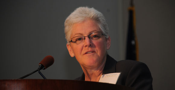 EPA Chief Gina McCarthy to Speak at 2015 UMass Boston Commencement
