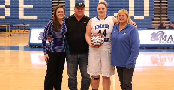 Beacons Sports: Two Beacons Join 1,000 Point Club