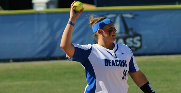 Beacons Spotlight: Triple Threat Kirsten Morrison Named All-Conference