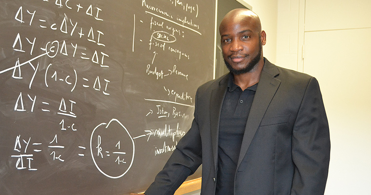 UMass Boston Professor Organizes National Conference Session on Economist Jean Baptiste-Say