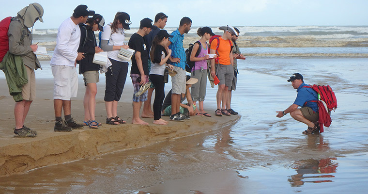 UMass Boston Students Visit Brazil, Research Coastal Environment